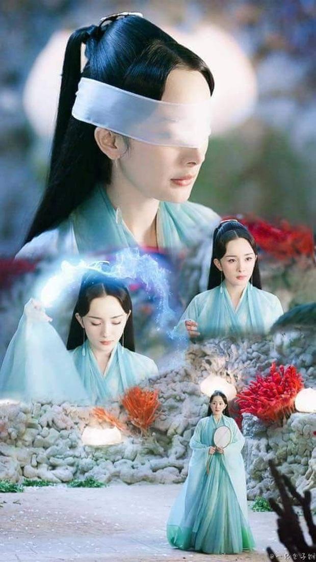 Visual khó quên khi mỹ nhân mặc đồ cổ trang: Lưu Thi Thi - Triệu Lệ Dĩnh đẹp kinh diễm nhưng khó lật đổ Dương Mịch - Ảnh 3.