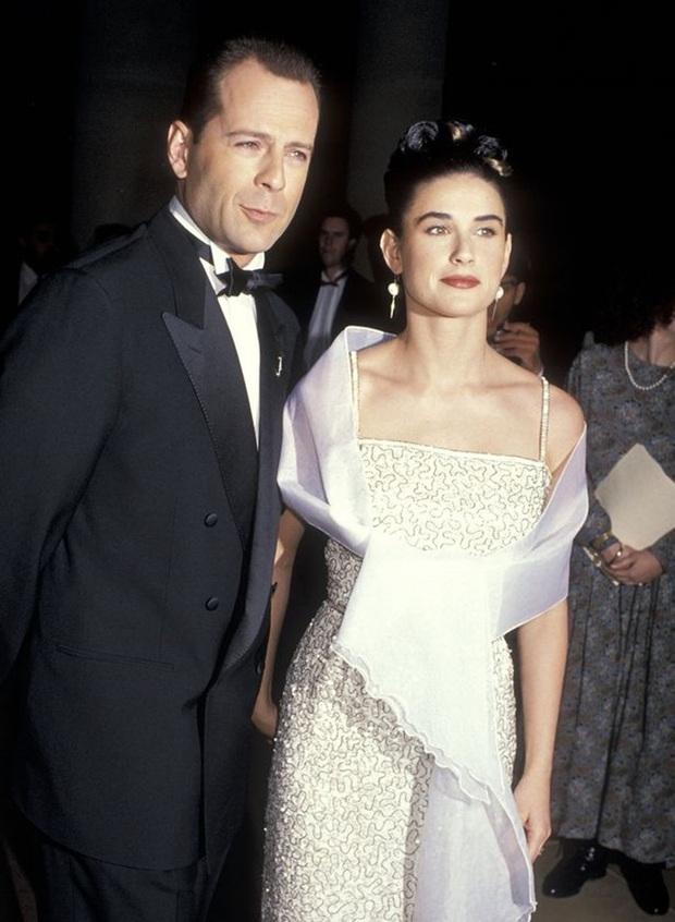 Hiếm có cặp ly hôn nào như Bruce Willis - Demi Moore: Tài tử để vợ con hiện tại ở nhà đến tránh dịch với vợ cũ, lý do là gì? - Ảnh 4.