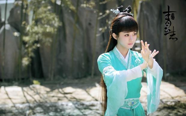 Visual khó quên khi mỹ nhân mặc đồ cổ trang: Lưu Thi Thi - Triệu Lệ Dĩnh đẹp kinh diễm nhưng khó lật đổ Dương Mịch - Ảnh 6.