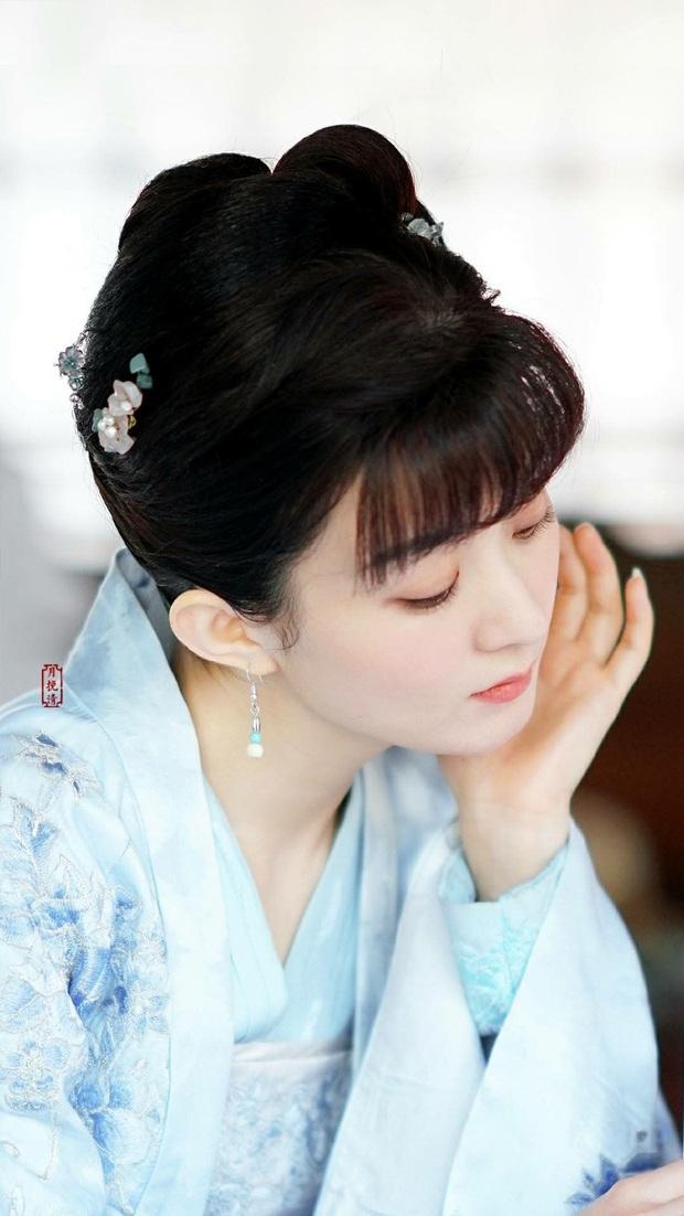 Visual khó quên khi mỹ nhân mặc đồ cổ trang: Lưu Thi Thi - Triệu Lệ Dĩnh đẹp kinh diễm nhưng khó lật đổ Dương Mịch - Ảnh 7.