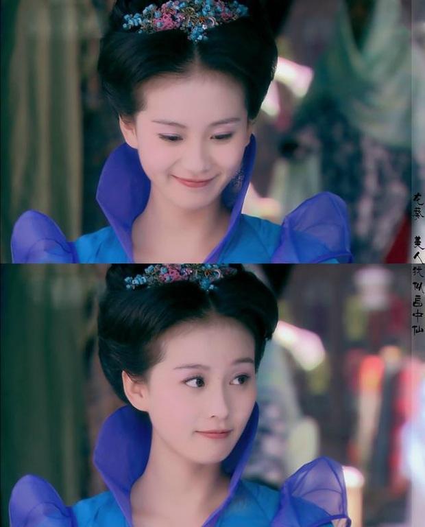 Visual khó quên khi mỹ nhân mặc đồ cổ trang: Lưu Thi Thi - Triệu Lệ Dĩnh đẹp kinh diễm nhưng khó lật đổ Dương Mịch - Ảnh 9.