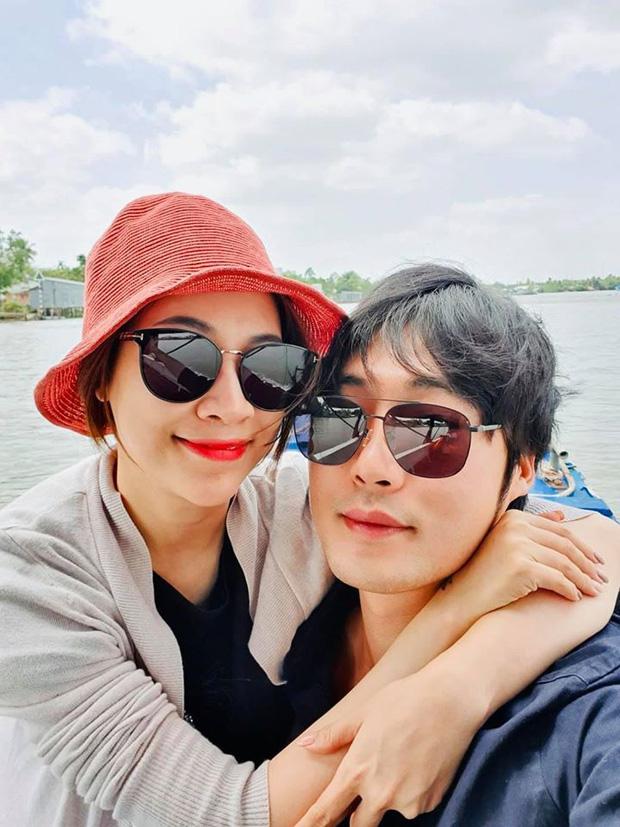 Sau 1 năm hẹn hò cùng bạn trai ngoại quốc, Pha Lê thông báo đã mang thai con đầu lòng ở tuổi 33 - Ảnh 6.