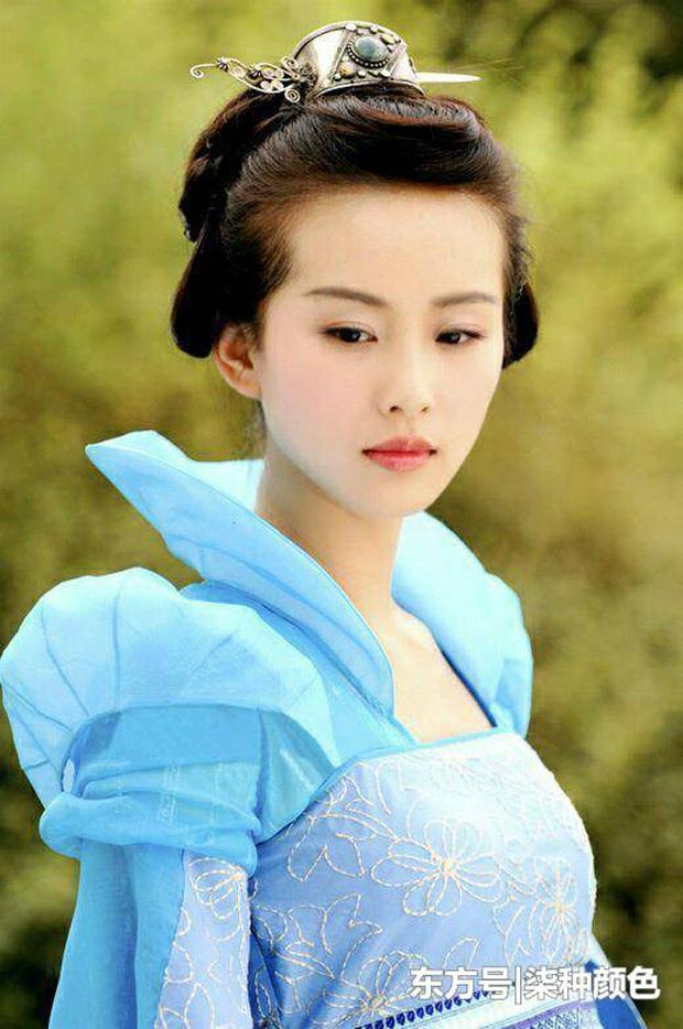Visual khó quên khi mỹ nhân mặc đồ cổ trang: Lưu Thi Thi - Triệu Lệ Dĩnh đẹp kinh diễm nhưng khó lật đổ Dương Mịch - Ảnh 10.