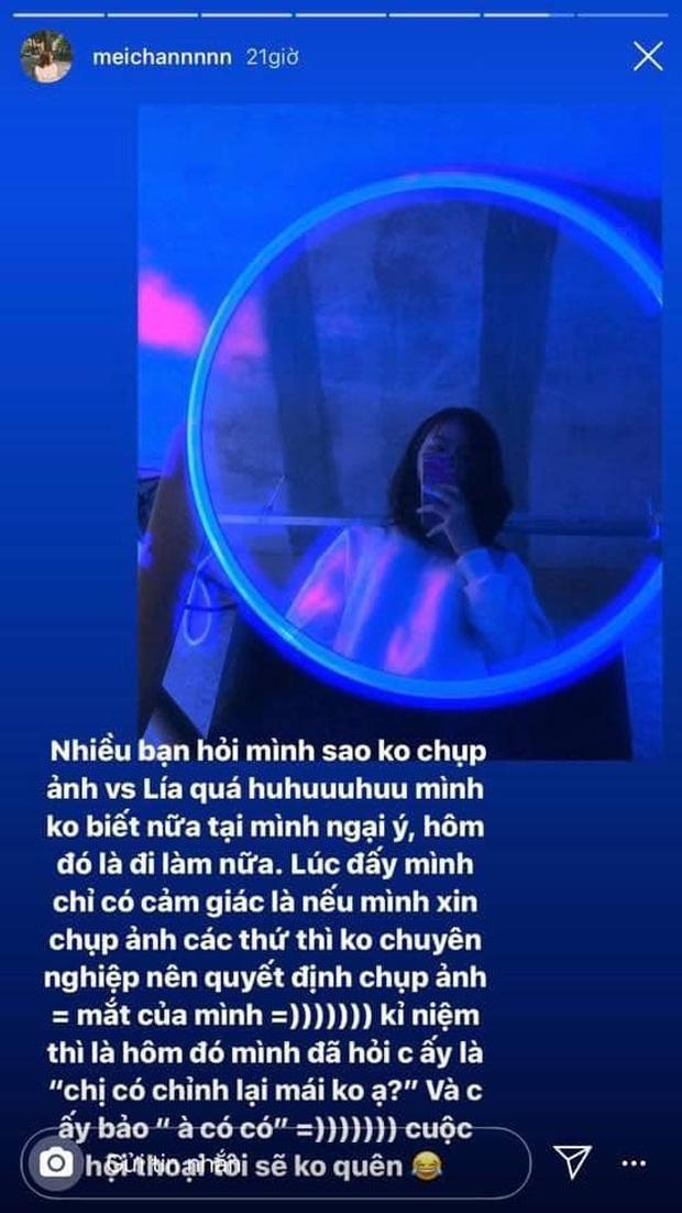 Meichan - cô bạn người Việt làm việc cùng Lisa trong video dance gây bão: Hồi hộp khi tự tay chỉnh mái cho Lisa, tiết lộ nữ idol siêu thân thiện và chuyên nghiệp - Ảnh 6.