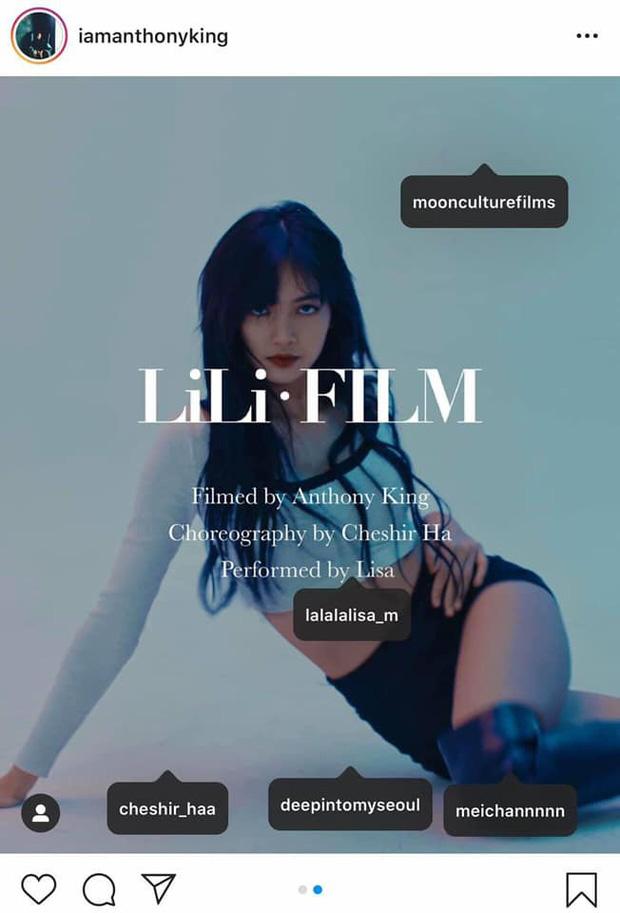 Meichan - cô bạn người Việt làm việc cùng Lisa trong video dance gây bão: Hồi hộp khi tự tay chỉnh mái cho Lisa, tiết lộ nữ idol siêu thân thiện và chuyên nghiệp - Ảnh 4.