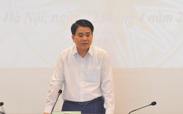 Chủ tịch Nguyễn Đức Chung: Hà Nội vẫn sẽ tạm dừng các dịch vụ thể thao, văn hóa, lễ hội, karaoke, massage, trò chơi điện tử đến hết 1/5 - Ảnh 1.