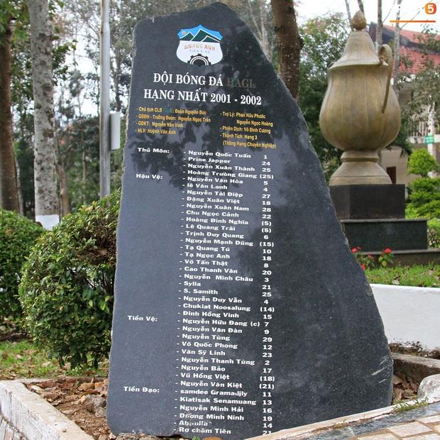 Những hòn đá cô đơn ở HAGL ngóng chờ ngày khắc ghi lứa Công Phượng, Xuân Trường, Tuấn Anh... - Ảnh 2.