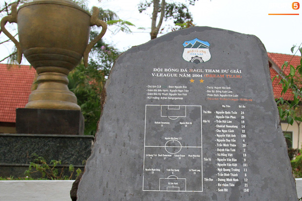 Những hòn đá cô đơn ở HAGL ngóng chờ ngày khắc ghi lứa Công Phượng, Xuân Trường, Tuấn Anh... - Ảnh 4.