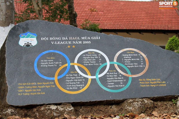 Những hòn đá cô đơn ở HAGL ngóng chờ ngày khắc ghi lứa Công Phượng, Xuân Trường, Tuấn Anh... - Ảnh 6.