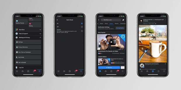 Facebook mobile sắp có Dark Mode, nhưng thực ra sẽ không quá đen tối như mong đợi - Ảnh 1.