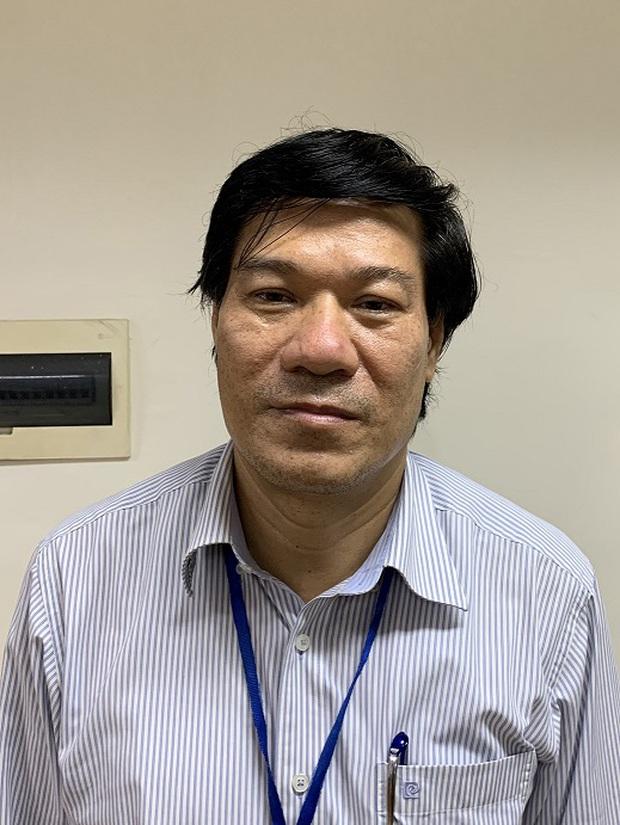 Khởi tố Giám đốc Trung tâm kiểm soát bệnh tật CDC Hà Nội Nguyễn Nhật Cảm và đồng phạm - Ảnh 1.
