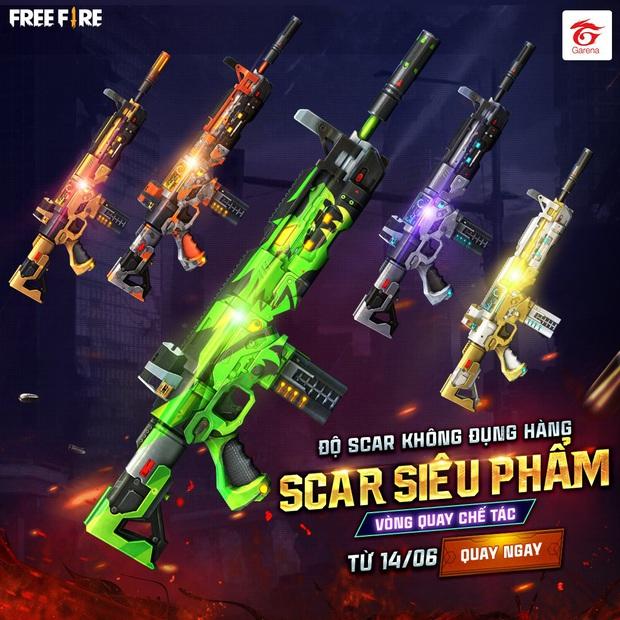 Free Fire: 5 điều khiến game thủ gào thét mong được thấy trở lại, sẵn sàng hiến máu để sở hữu! - Ảnh 2.