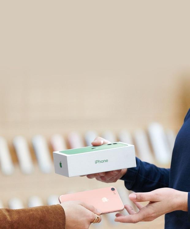 Chán iPhone cũ mà thiếu tiền tậu hàng mới? Đây là cách tốt nhất để mua iPhone xịn giá hời, vừa tiết kiệm vừa tốt cho môi trường - Ảnh 1.