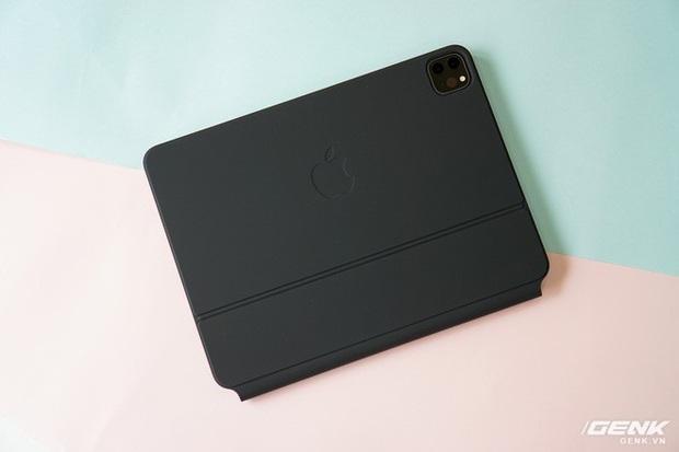 Táy máy bàn phím Magic Keyboard hơn 10 củ cho iPad Pro: Rất nặng, lắp vào dày hơn MacBook, bù lại gõ rất sướng tay - Ảnh 20.