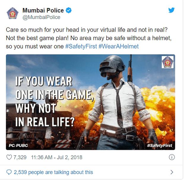 Chết cười với cách cảnh sát Ấn Độ sử dụng PUBG Mobile để giữ chân người dân ở trong nhà tránh dịch - Ảnh 3.