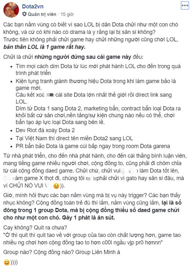 Nóng: BLV Hoàng Luân bực tức khi bị cộng đồng Dota 2 tố ăn cắp meme, lại có drama LMHT với Dota 2? - Ảnh 4.