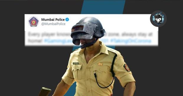 Chết cười với cách cảnh sát Ấn Độ sử dụng PUBG Mobile để giữ chân người dân ở trong nhà tránh dịch - Ảnh 4.