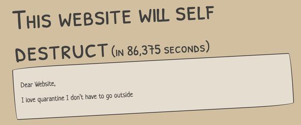 Website này cũng biết chảnh chọe không kém crush của bạn: Seen mà không rep là... tự hủy luôn! - Ảnh 2.