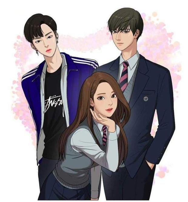 Fan Cha Eun Woo phản đối mỹ nam đóng True Beauty, tố nguyên tác sỉ nhục phái nữ, câu view bằng cảnh nóng? - Ảnh 2.