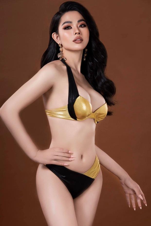 Lương Mỹ Kỳ đã có đối thủ: Mẫu chuyển giới sinh năm 2001 body bốc lửa, hóa ra từng thi Vietnams Next Top Model - Ảnh 7.