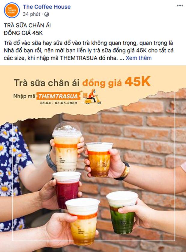 Hàng quán ăn uống Hà Nội - Sài Gòn sáng ngày đầu tiên nới lỏng giãn cách xã hội: Ít nơi mở cửa, còn lại vẫn im lìm hoặc chỉ bán online - Ảnh 12.
