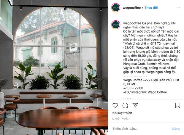 Hàng quán ăn uống Hà Nội - Sài Gòn sáng ngày đầu tiên nới lỏng giãn cách xã hội: Ít nơi mở cửa, còn lại vẫn im lìm hoặc chỉ bán online - Ảnh 24.
