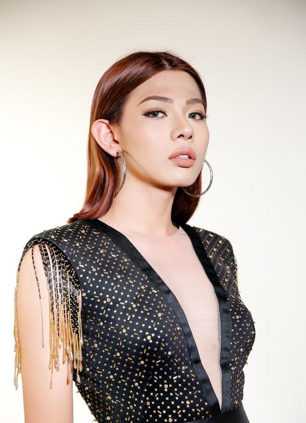Lương Mỹ Kỳ đã có đối thủ: Mẫu chuyển giới sinh năm 2001 body bốc lửa, hóa ra từng thi Vietnams Next Top Model - Ảnh 6.
