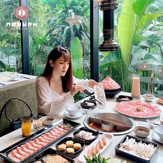 Hàng quán ăn uống Hà Nội - Sài Gòn sáng ngày đầu tiên nới lỏng giãn cách xã hội: Ít nơi mở cửa, còn lại vẫn im lìm hoặc chỉ bán online - Ảnh 17.