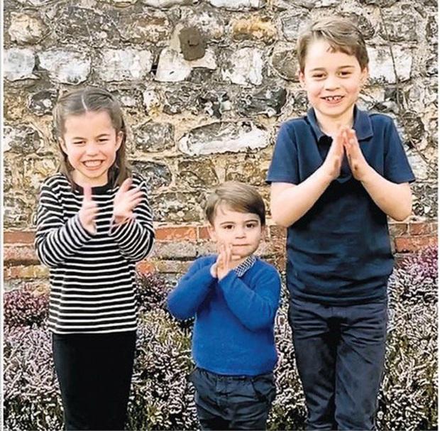 Hôm nay Hoàng tử Louis tròn 2 tuổi, Công nương Kate thực hiện bộ ảnh đặc biệt chưa từng thấy dành cho con trai út khiến người hâm mộ thích thú - Ảnh 6.