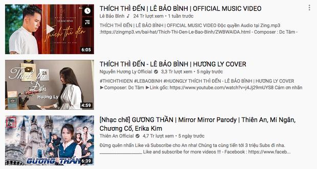 Thánh nữ cover triệu view Hương Ly liệu có phá bỏ được lời nguyền để sánh ngang Linh Ka trên đường đua top 1 trending Youtube? - Ảnh 2.