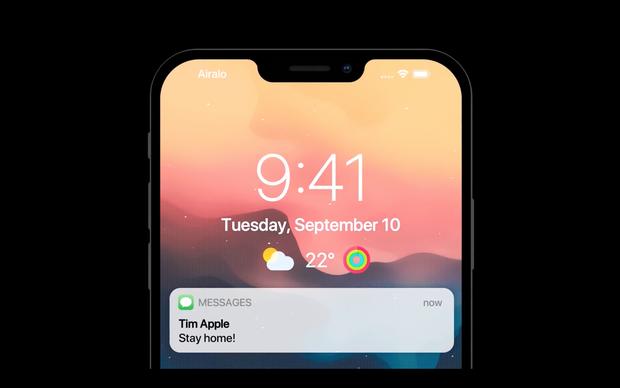 Ngắm nhìn concept iOS 14 trong mơ: Hàng loạt tính năng được iFan mong đợi từ lâu liệu có trở thành sự thật? - Ảnh 2.