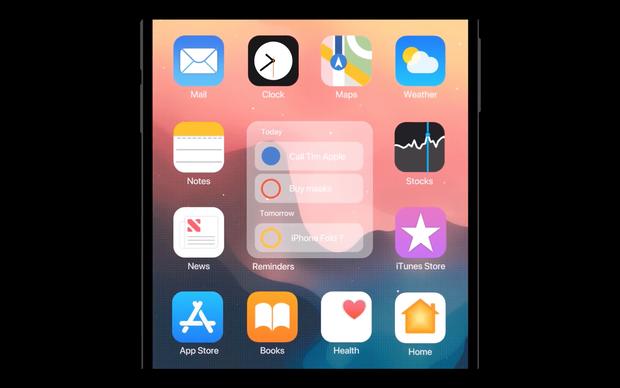 Ngắm nhìn concept iOS 14 trong mơ: Hàng loạt tính năng được iFan mong đợi từ lâu liệu có trở thành sự thật? - Ảnh 3.