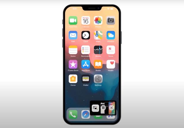 Ngắm nhìn concept iOS 14 trong mơ: Hàng loạt tính năng được iFan mong đợi từ lâu liệu có trở thành sự thật? - Ảnh 9.