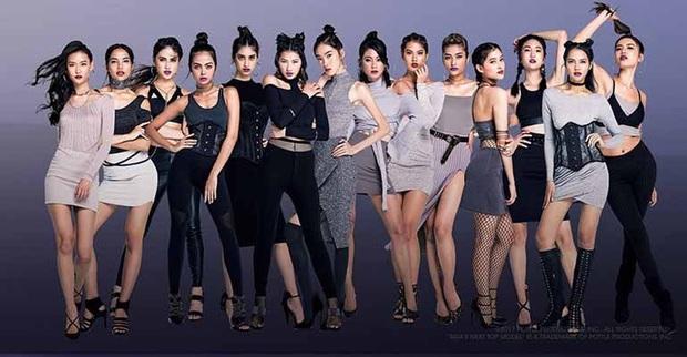 Minh Tú đọ visual với dàn cựu thí sinh Asias Next Top Model, trùm cuối không làm fan thất vọng - Ảnh 1.