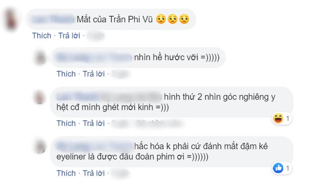 Bom tấn đam mĩ Hạo Y Hành lộ ảnh hậu trường điển trai của La Vân Hi, riêng Trần Phi Vũ gây tranh cãi vì make up tông cải lương - Ảnh 5.