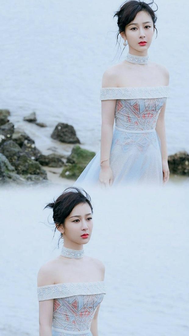 Đẳng cấp mỹ nhân Cbiz diện váy lấp lánh: Angela Baby đẹp tựa cổ tích, Nhiệt Ba - Dương Tử thăng hạng visual vùn vụt - Ảnh 9.