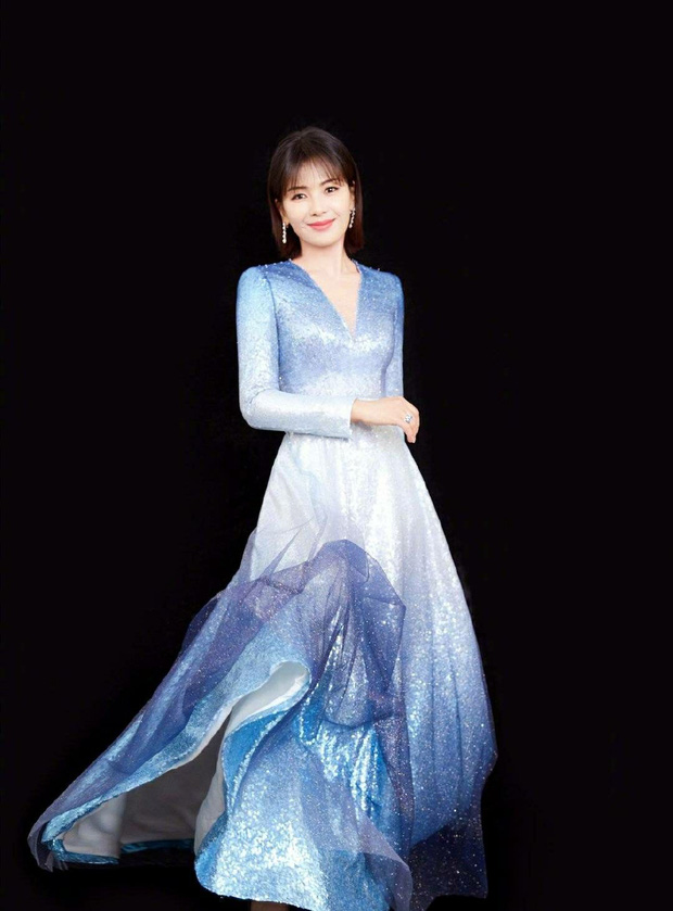 Đẳng cấp mỹ nhân Cbiz diện váy lấp lánh: Angela Baby đẹp tựa cổ tích, Nhiệt Ba - Dương Tử thăng hạng visual vùn vụt - Ảnh 11.