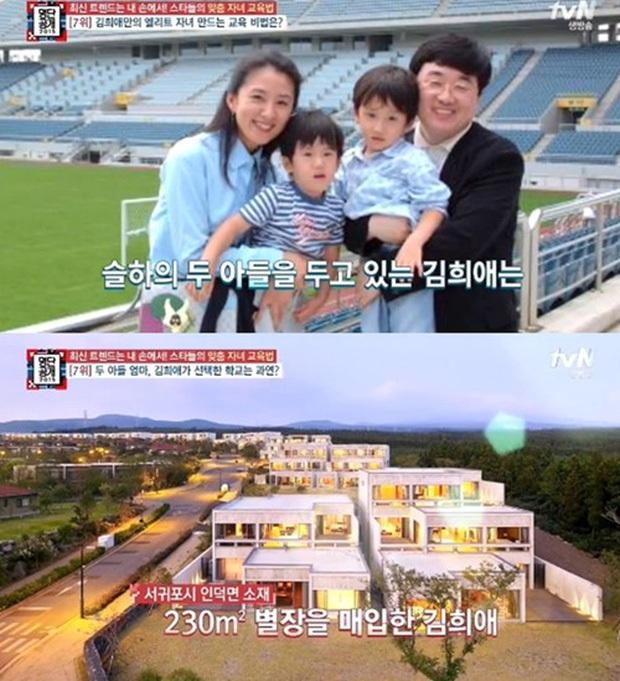 Bà cả Thế giới hôn nhân Kim Hee Ae: Ảnh hậu lấy Bill Gates xứ Hàn, con học trường quốc tế, U55 vẫn gây sốc vì cảnh 18+ - Ảnh 21.