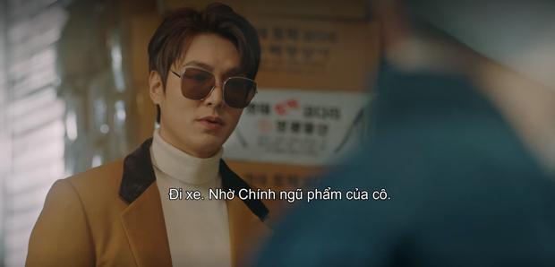 Kim phân Lee Min Ho xử gọn xã hội đen siêu ngầu ở tập 3 Quân Vương Bất Diệt: Nam thần hành động trở lại rồi chị em ơi! - Ảnh 3.
