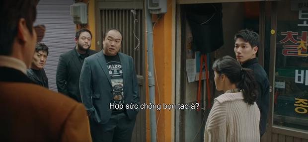 Kim phân Lee Min Ho xử gọn xã hội đen siêu ngầu ở tập 3 Quân Vương Bất Diệt: Nam thần hành động trở lại rồi chị em ơi! - Ảnh 4.