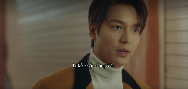Kim phân Lee Min Ho xử gọn xã hội đen siêu ngầu ở tập 3 Quân Vương Bất Diệt: Nam thần hành động trở lại rồi chị em ơi! - Ảnh 6.