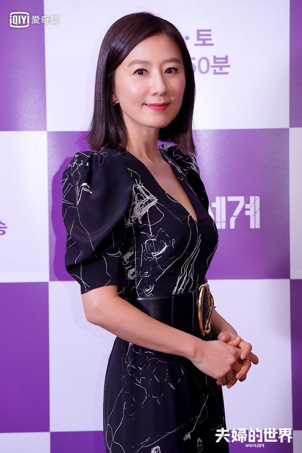 Bà cả Thế giới hôn nhân Kim Hee Ae: Ảnh hậu lấy Bill Gates xứ Hàn, con học trường quốc tế, U55 vẫn gây sốc vì cảnh 18+ - Ảnh 6.