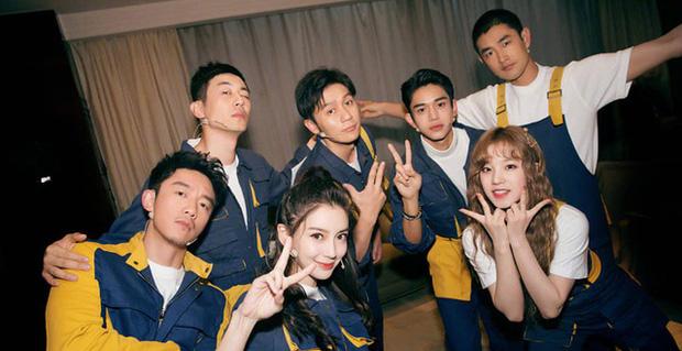 Thanh xuân có bạn còn chưa hết hot, Thái Từ Khôn đã gia nhập biệt đội Running Man bản Trung cùng Angela Baby - Ảnh 2.