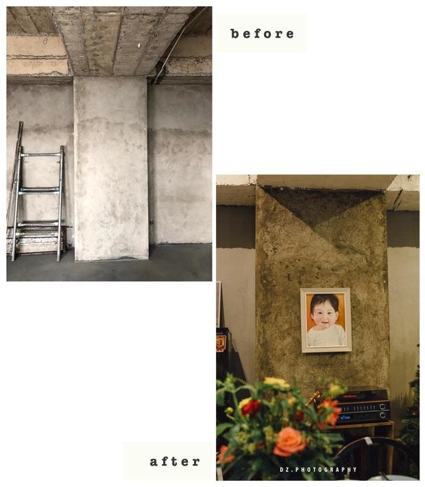 Nhà đi thuê phiên bản cao cấp của admin Nghiện nhà: Căn duplex rộng 250m2, ngày nào cũng tự sơn sửa đến tận nửa đêm - Ảnh 12.