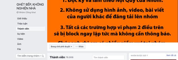 """Góc phát hiện: Thì ra trên Facebook có cực nhiều hội """"ghét bếp - không nghiện nhà"""", group nào cũng sở hữu lượng thành viên đông khủng khiếp - Ảnh 12."""