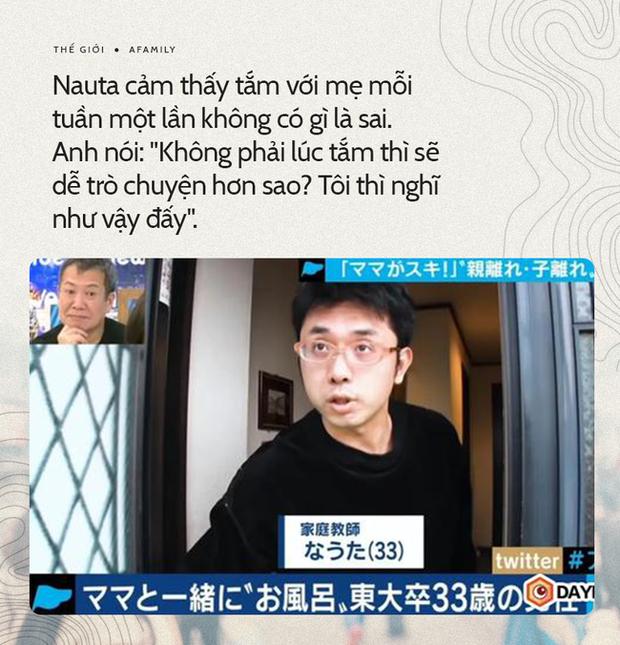 Câu chuyện người đàn ông 30 tuổi cùng mẹ tìm gái bán hoa và khái niệm mama boy khiến phụ nữ Nhật ám ảnh khi nghĩ đến chuyện kết hôn - Ảnh 2.