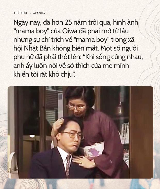Câu chuyện người đàn ông 30 tuổi cùng mẹ tìm gái bán hoa và khái niệm mama boy khiến phụ nữ Nhật ám ảnh khi nghĩ đến chuyện kết hôn - Ảnh 9.