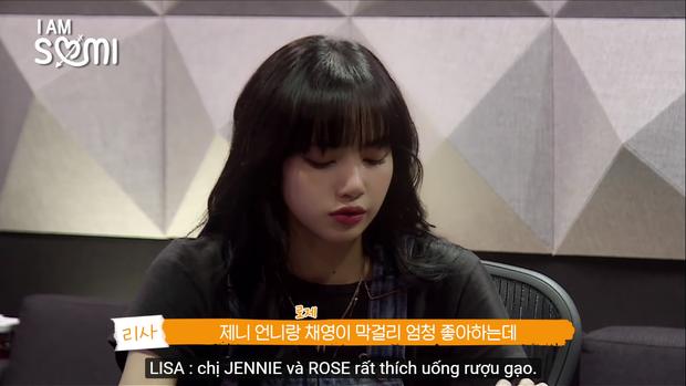 Hóa ra bông hồng lai Somi cũng là 1 fan của cô giáo khó tính Lisa tại Thanh xuân có bạn! - Ảnh 5.