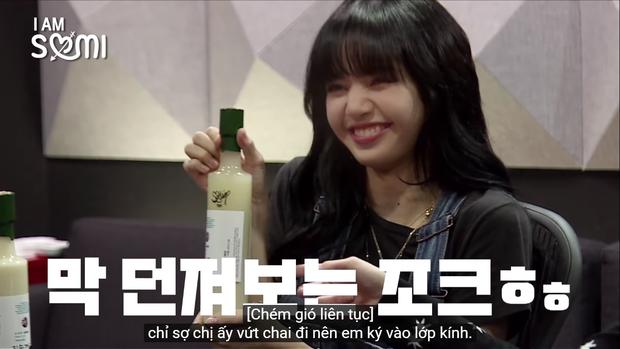 Hóa ra bông hồng lai Somi cũng là 1 fan của cô giáo khó tính Lisa tại Thanh xuân có bạn! - Ảnh 6.