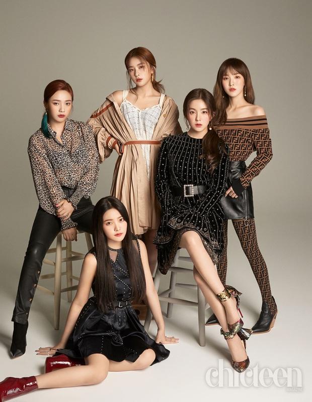 30 nhóm nhạc Kpop hot nhất hiện nay: Top 3 đắt giá cuối cùng đã hội ngộ, bất ngờ nhất là đối thủ hạ gục Red Velvet - Ảnh 6.
